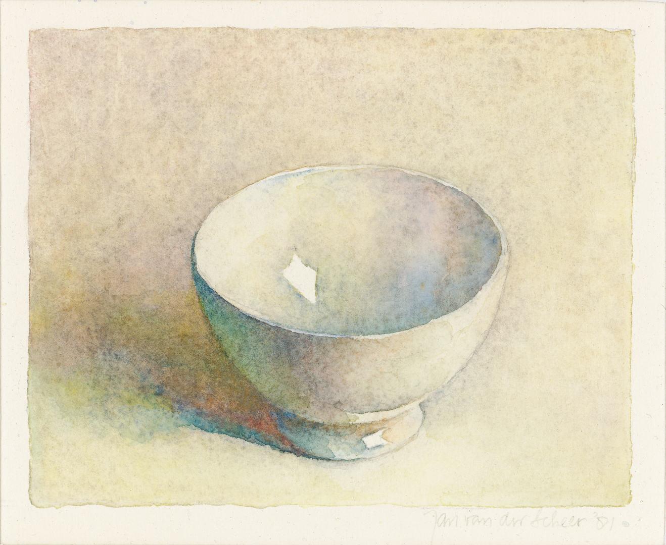 1981 Kommetje (17 X 20 cm) 9842w