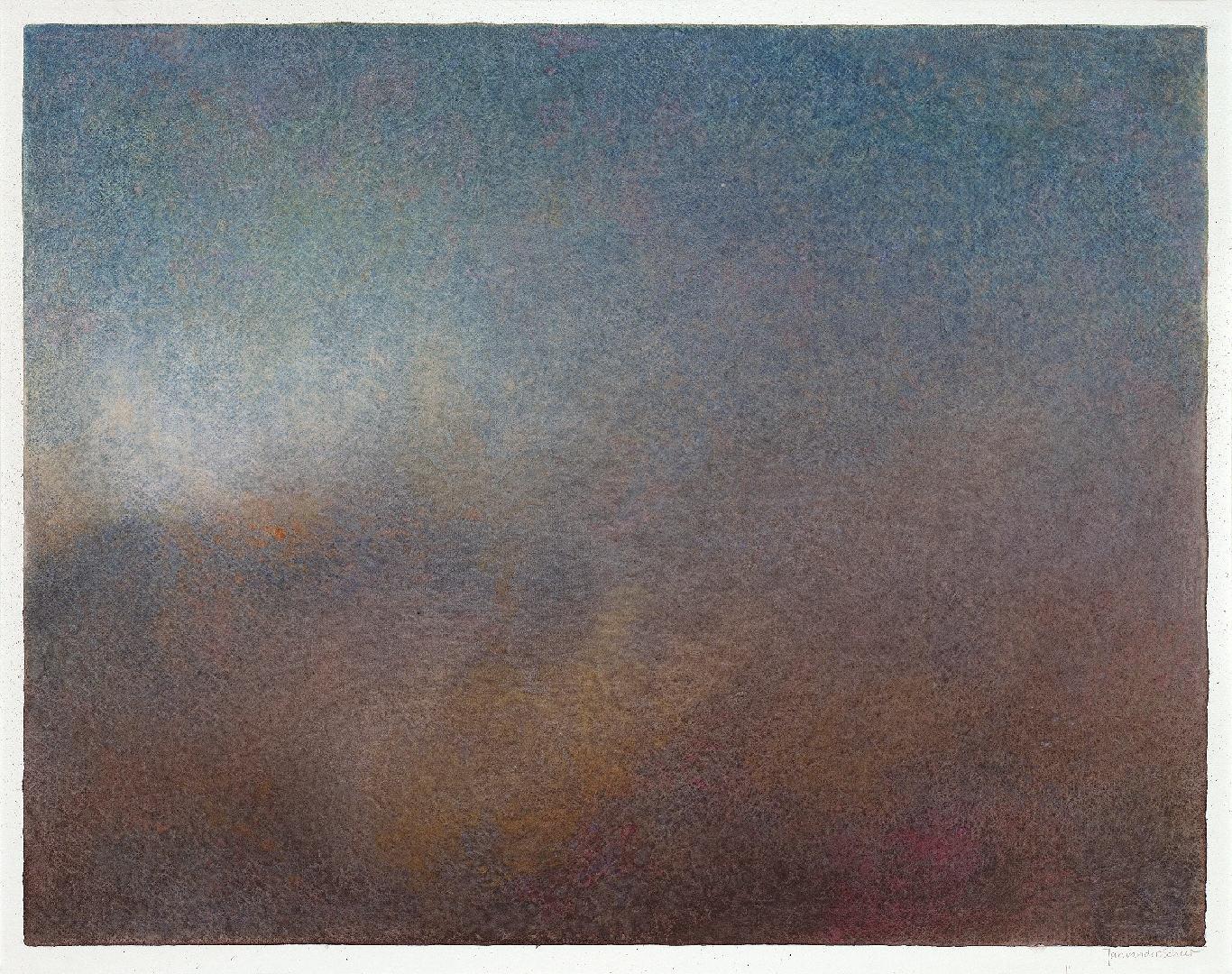 2011 Hemel en aarde (47 X 60 cm) 15156w