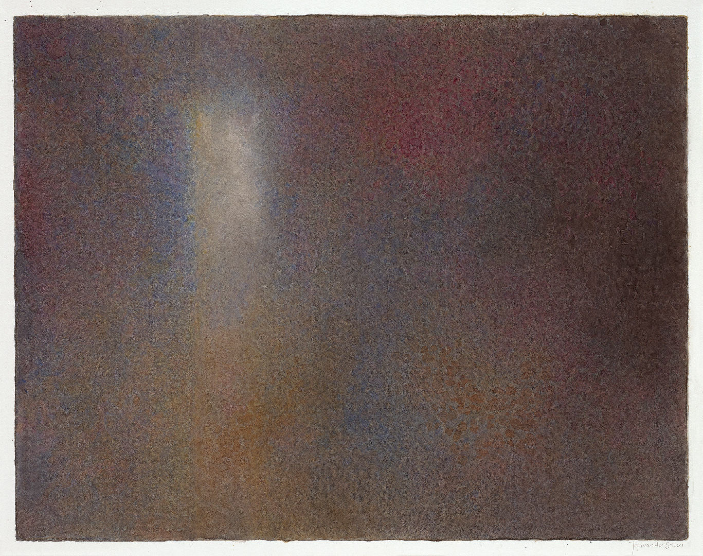 2011 Licht in donker (47 X 60 cm) 15154w
