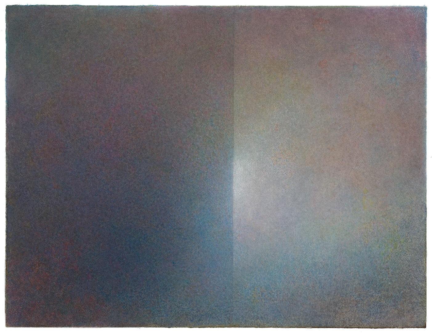 2012 Om de hoek (47 X 60 cm) 16808w