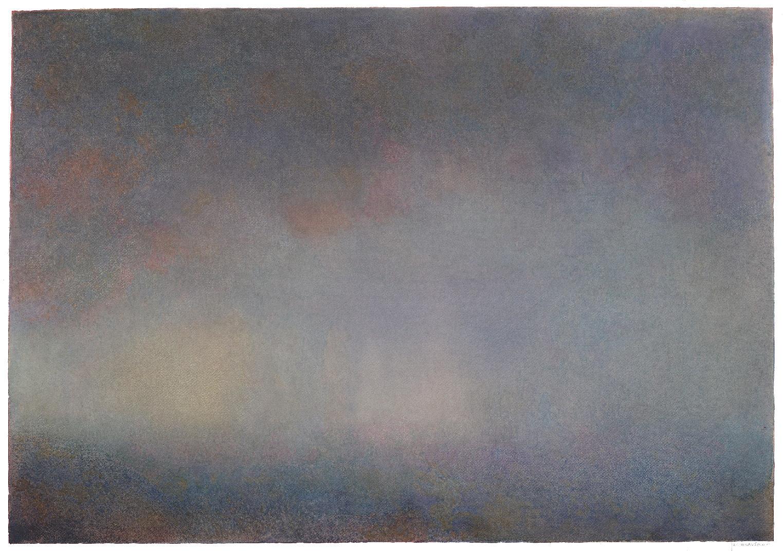 2013 De tweede dag (70 X 100 cm) 16801w